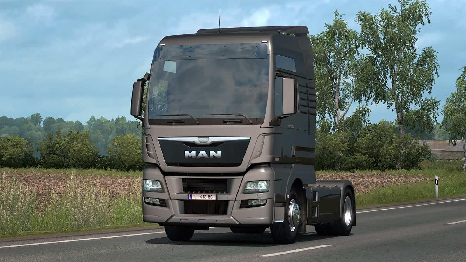 euro truck simulator 2 update ets2 mod. Black Bedroom Furniture Sets. Home Design Ideas