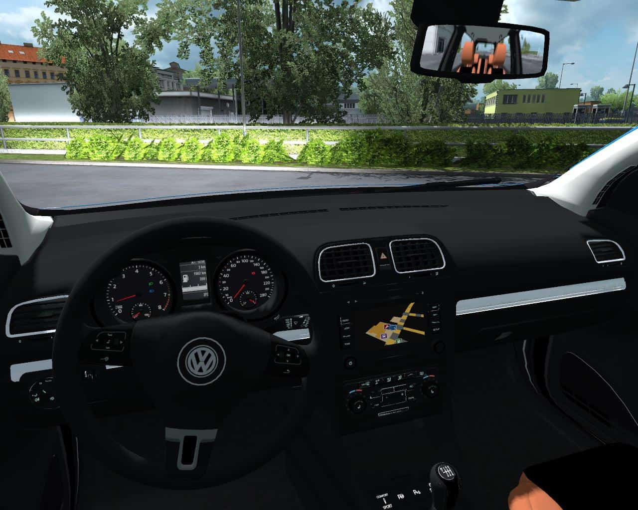 Volkswagen Golf 6 1 34 X Car Mod Ets2 Mod