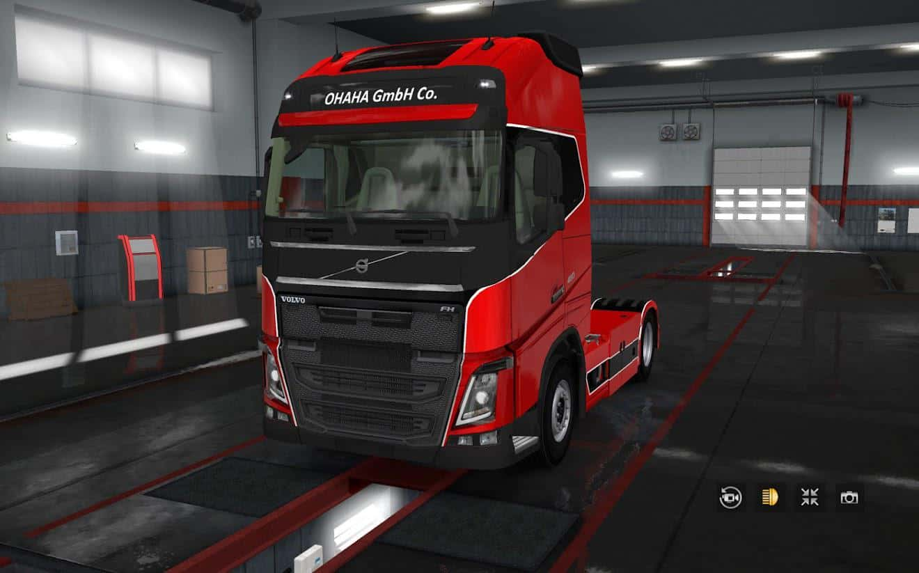 Volvo Fh16 Model 2013 By Ohaha 1 34 Truck Mod Ets2 Mod