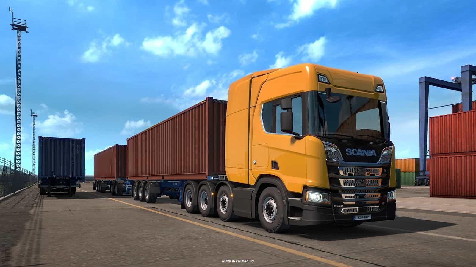 Kaskus Euro Truck Simulator 2