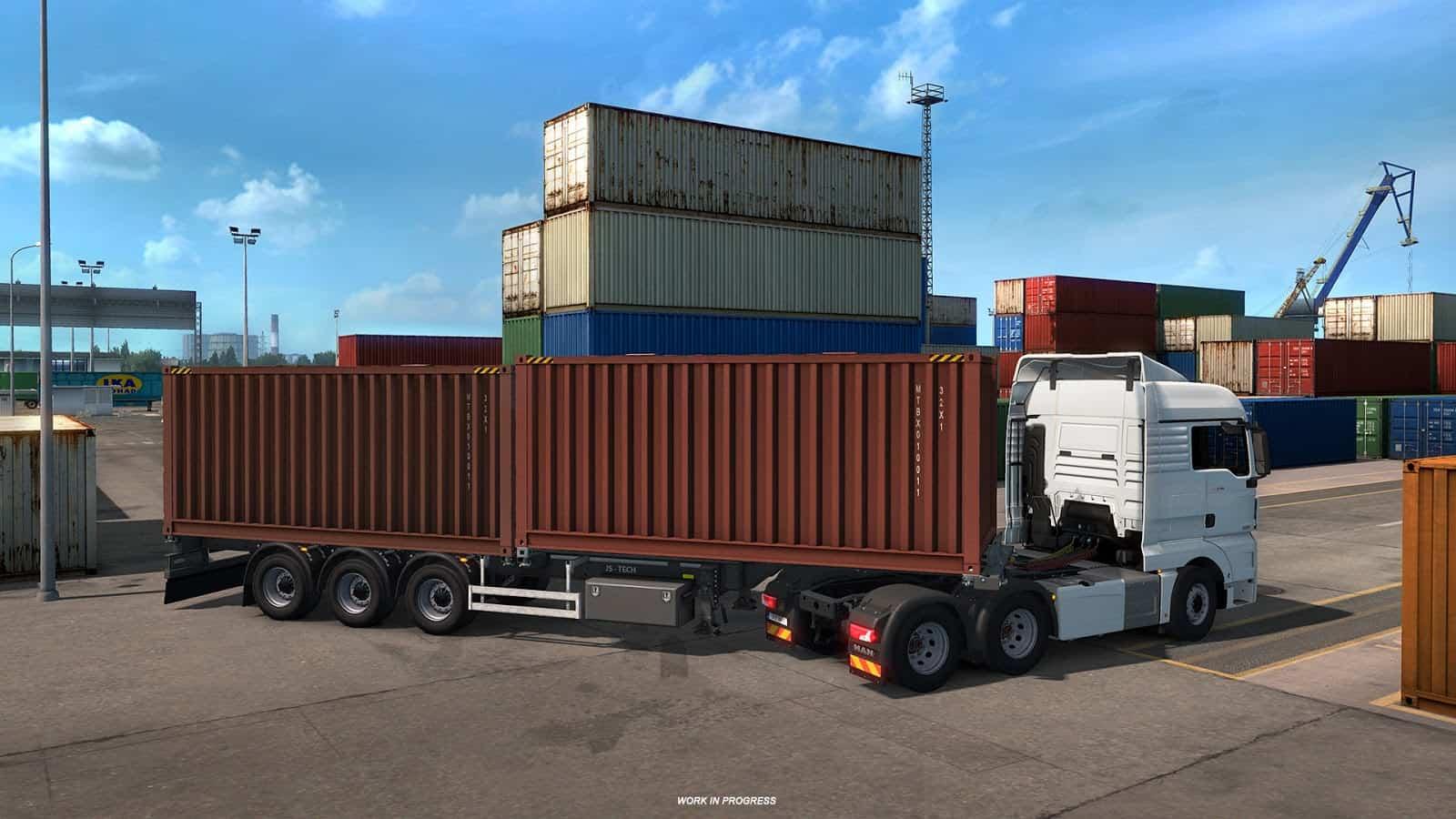 trailer news part 2 euro truck simulator 2 ets2 mod