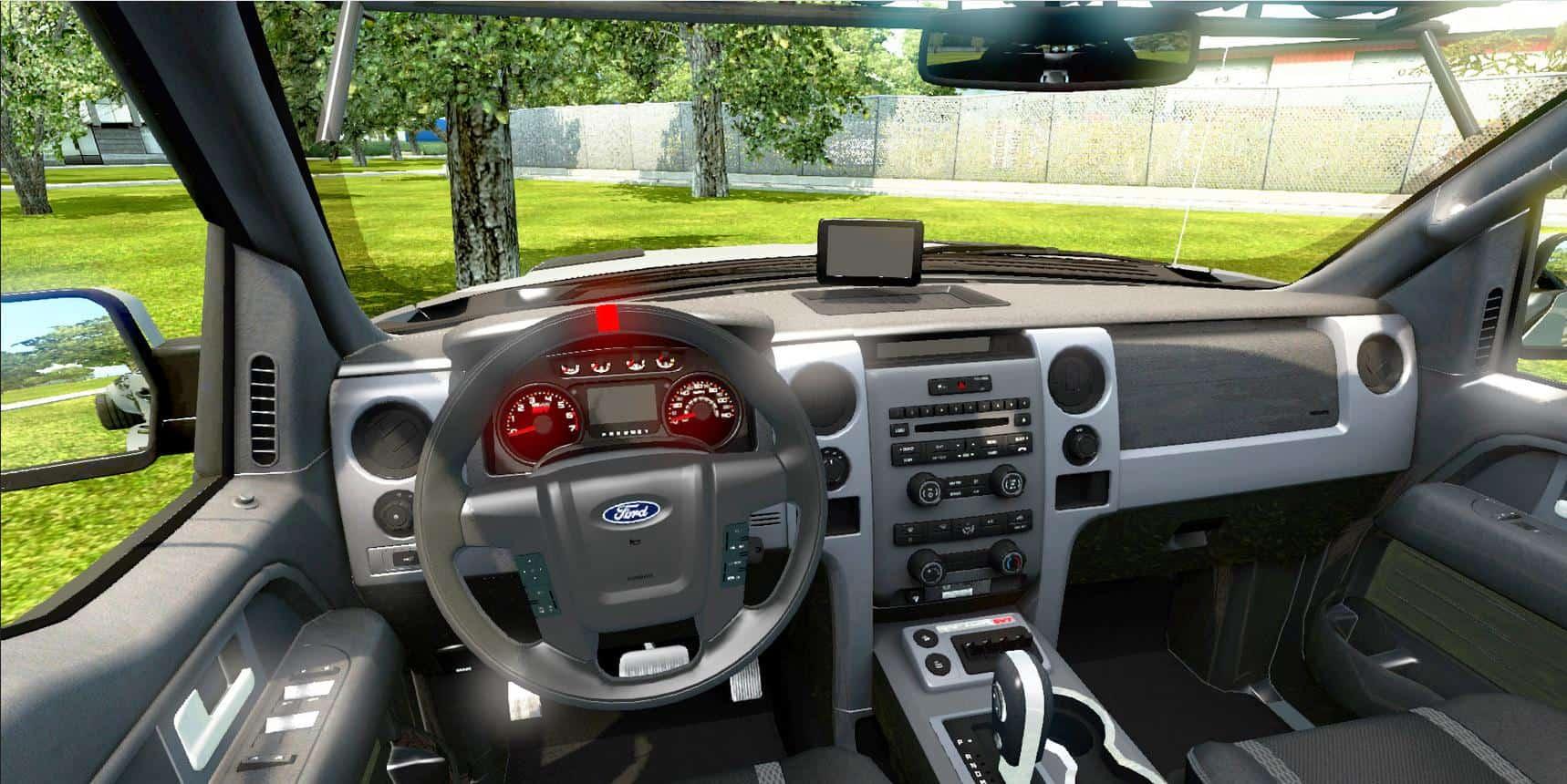 Ford F150 Svt Raptor 2019 1 35 X Car Ets2 Mod