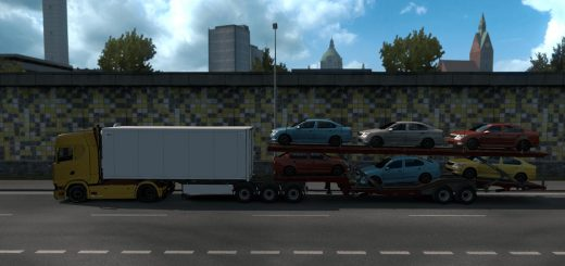 ETS2 Trailers mods | Euro Truck Simulator 2 Trailers mods