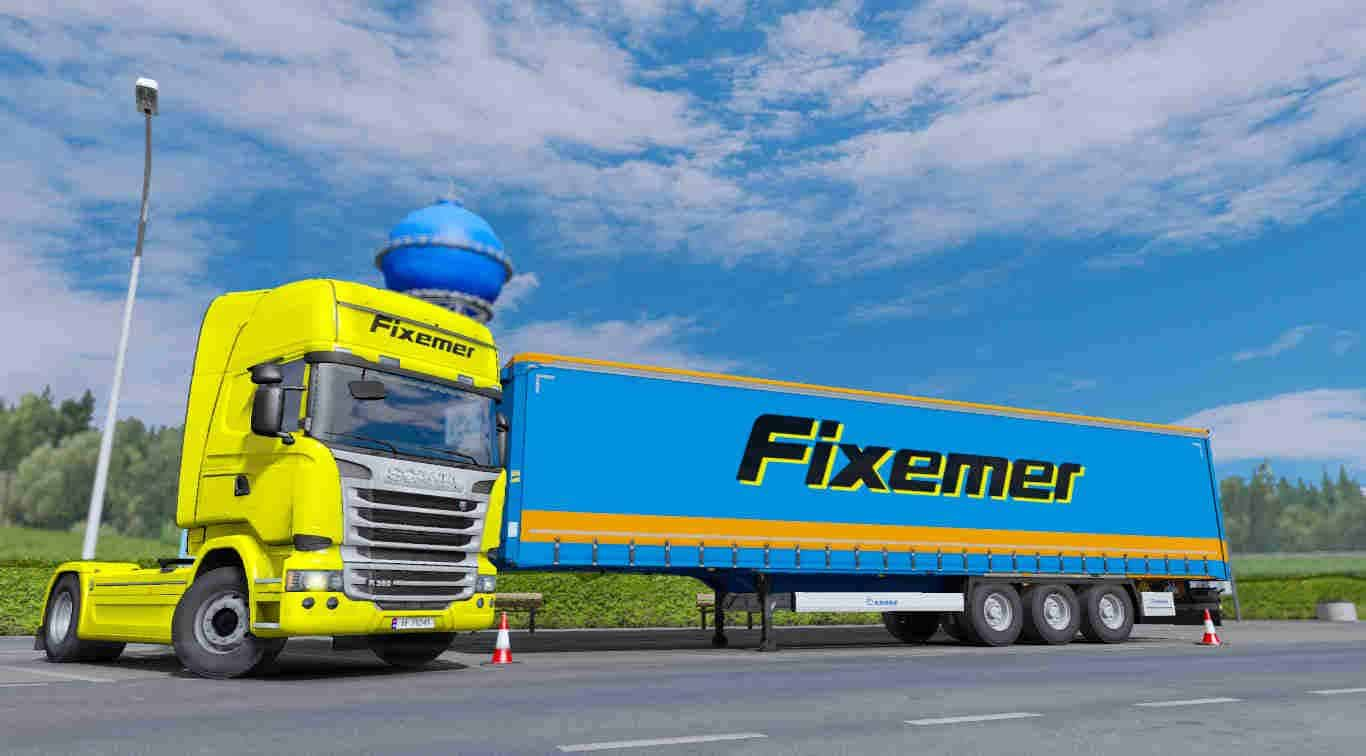 COMBO FIXEMER - ETS2 1 35 X MOD - ETS2 Mod