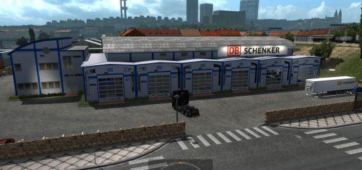 DLC - ETS2 Mods | Euro Truck Simulator 2 DLC Mods