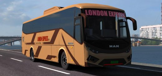 ETS2 Bus mods | Euro Truck Simulator 2 Bus mods download